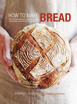 From How To Make Bread: Step-By-Step Recipes for Yeasted Breads, Sourdoughs, Soda breads and Pastries by Emmanuel Hadjiandreou. Photo: PA