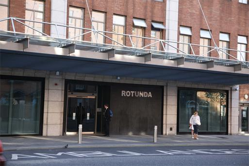 The victim was taken to the sexual assault treatment unit at the Rotunda Hospital.