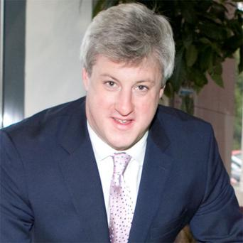 Paddy Power Chief Executive Patrick Kennedy. Photo: Collins