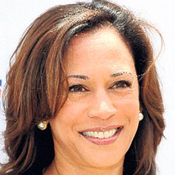 Kamala Harris: California's attorney general