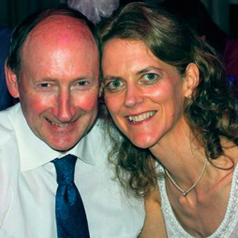 Alice Strain, who died in a road crash outside Dungarvan with Pat Crowley, who is in a critical condition.