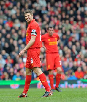 Liverpool's Steven Gerrard is one of the best players to have never won the league