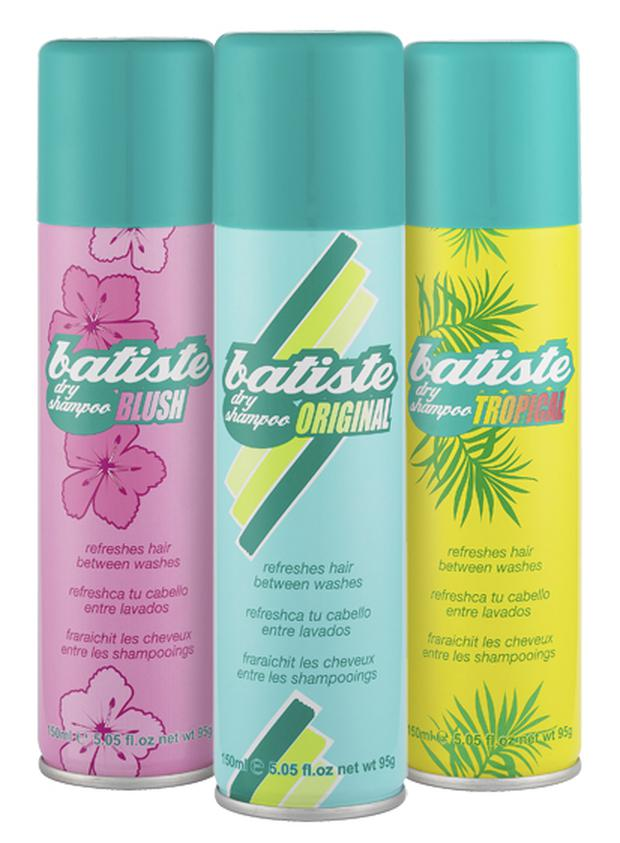 Batise dry shampoo is a cult classic