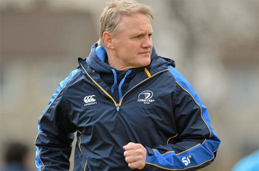 The talk within the Leinster dressing-room is of when, not if, Joe Schmidt will depart down the N11 to take up the reins at IRFU HQ.