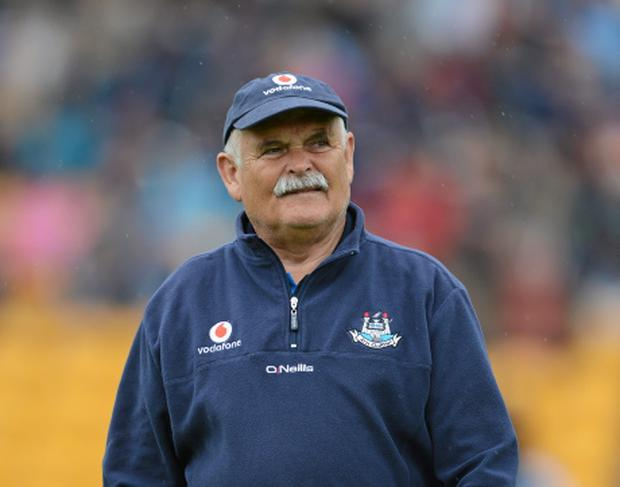Chairman of Dublin County Board Andy Kettle. Picture credit: Stephen McCarthy / SPORTSFILE