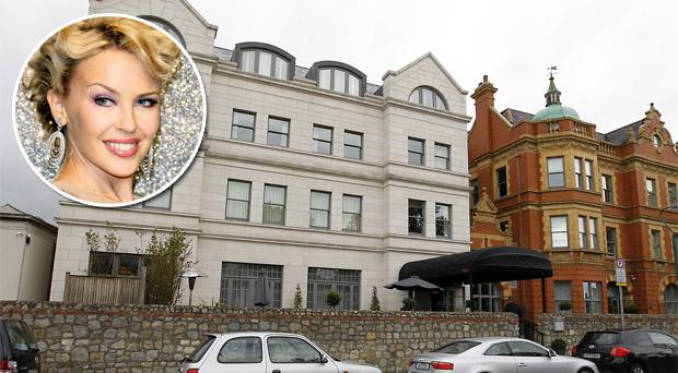 The Dylan hotel in Dublin is a favourite with visiting celebrities, including Kylie Minogue