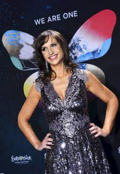 Eurovision Song Contest host Petra Mede