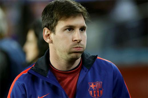 Barcelona will need more than Lionel Messi's magic if they are to win Champions League