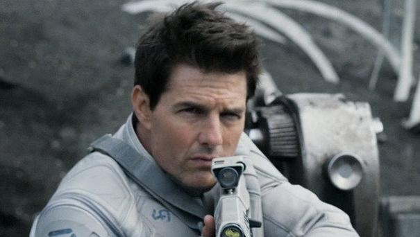 Tom Cruise starring in Oblivion