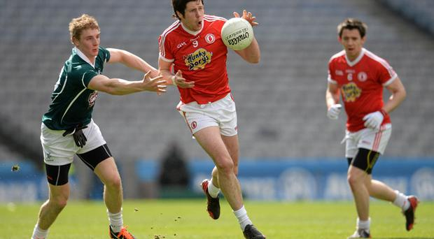 Sean Cavanagh in action for Tyrone