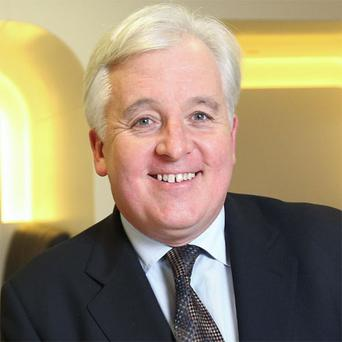 KBC Bank Ireland chief executive John Reynolds
