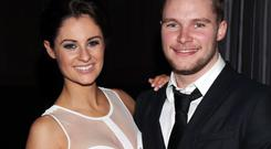 Madeline Mulqueen and Jack Reynor. Photo: Kyran O'Brien