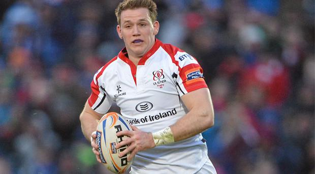 Ulster winger Craig Gilroy is determined to finish the season on a high