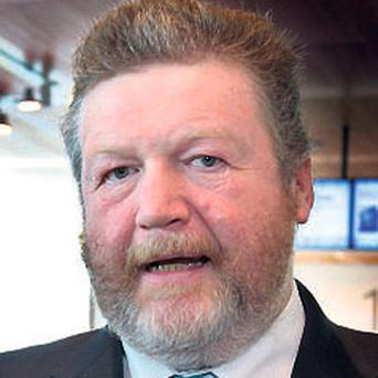Minister James Reilly: HSE will vet content on Spunout.ie more strictly from now on