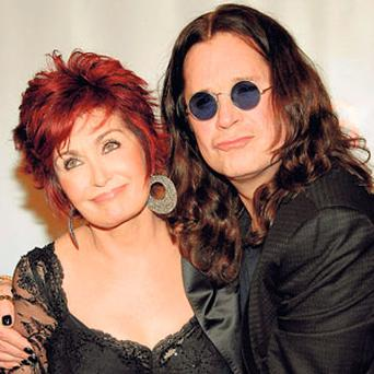 ON A BREAK: Sharon and Ozzy Osbourne revealed last week that they are taking a break from their marriage