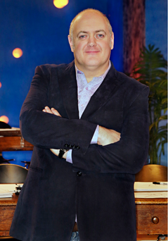 Dara O Briain: School Of Hard Sums is back for a new run.