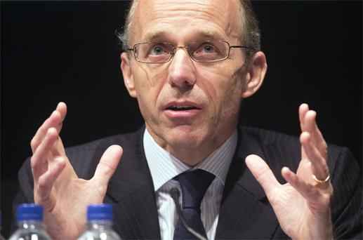 Luc Frieden, Luxembourg's finance minister: 'sympathetic to the stance of UK'