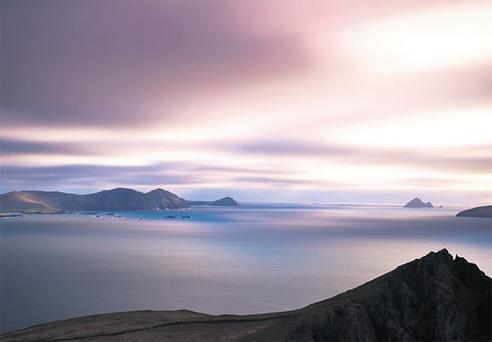 Blasket Islands. Photo: Tony Kavanagh.