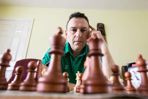 Gabriel Mirza became suspicious of his young opponent