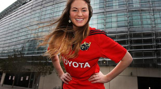 The Irish Independent's Laura Butler will report from Montpellier in the run-up to the Munster game on Saturday