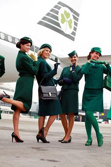 Aer Lingus is seeking 100 voluntary redundancies
