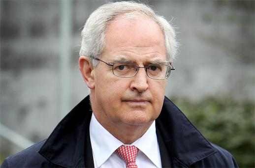 Dr Peter Boylan: highly intelligent