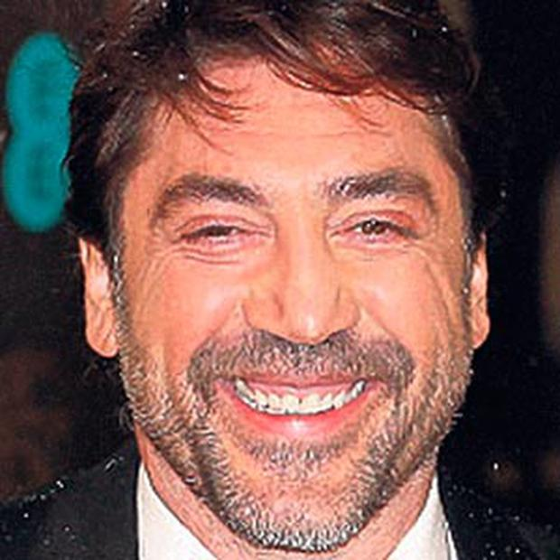 Javier Bardem: soon to film €70m 'Dracula' in North