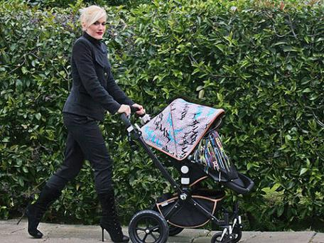 Gwen Stefani is one of a legion of celebrity mothers who own Bugaboos