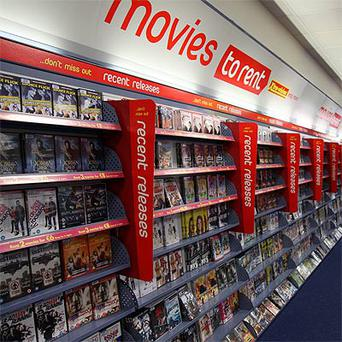 Xtra-vision is to trial kiosks for renting movies and games