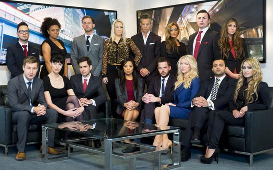 The Apprentice returns next Tuesday. Photo:BBC