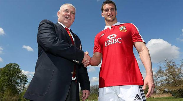<b>In Pictures: Lions Squad 2013</b><br/>Warren Gatland's Lions squad was announced this morning. Above we have the full 37-man panel