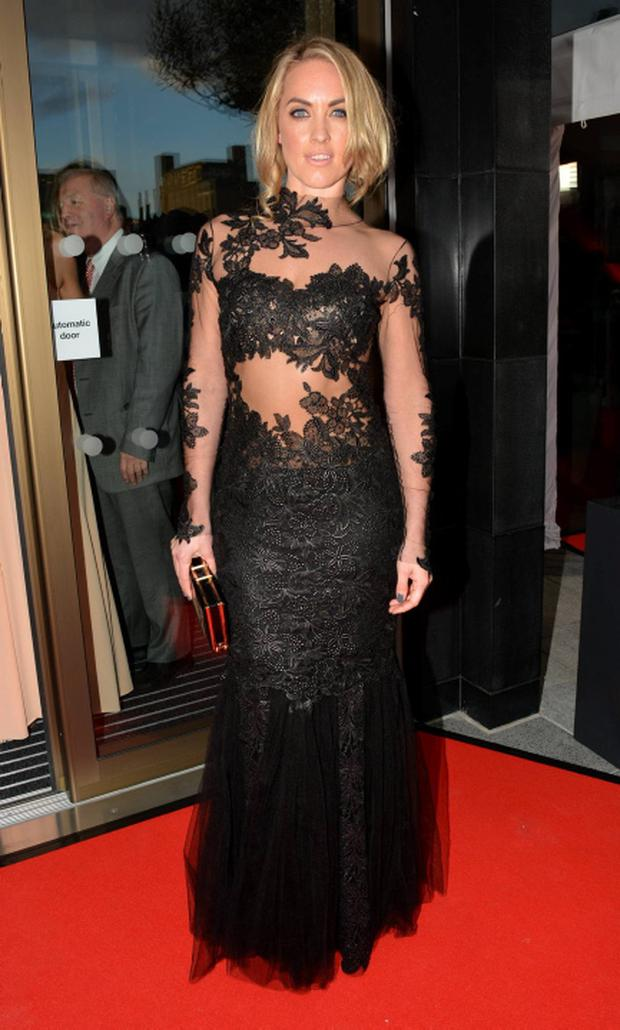 Kathryn Thomas at the Peter Mark VIP Style Awards 2013 at The Marker Hotel