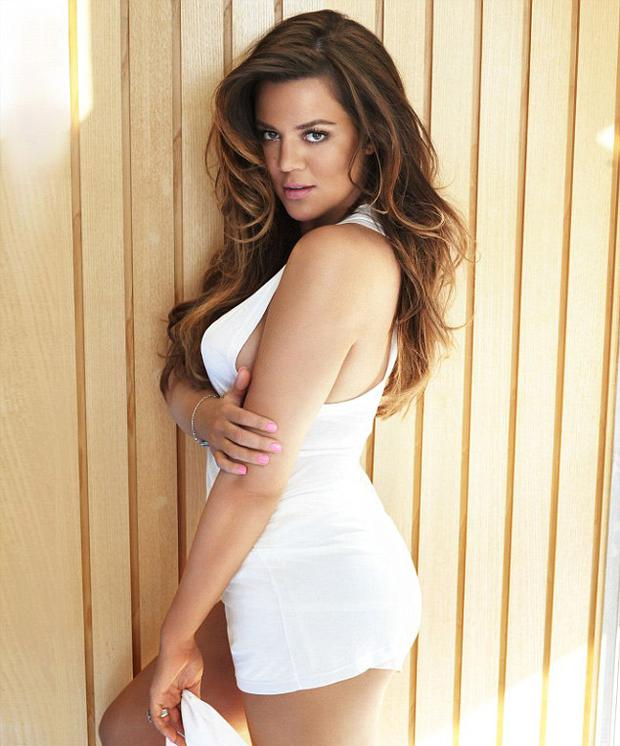 Khloe Kardashian has opened up about being ridiculed in the spotlight. Picture: Cosmopolitan magazine