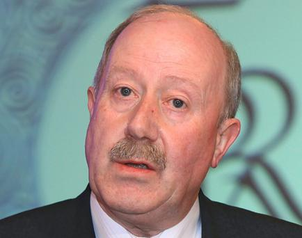 Garda Commissioner Martin Callinan. Photo: Conor Ó Mearáin