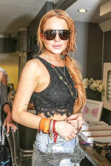 Lindsay Lohan is heading to a 90-day rehab stint in California