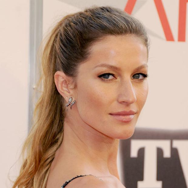 Gisele is the new face of H&M