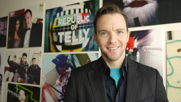 Dermot Whelan is leaving his role as host of Republic of Telly