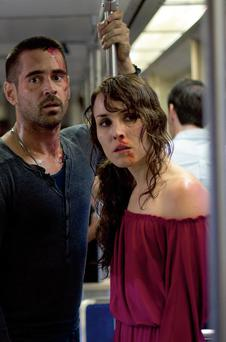Colin Farrell is a gang member with a secret - and a thirst for revenge.