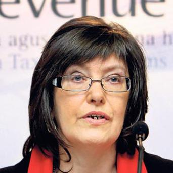 Revenue chief Josephine Feehily said she will use a a range of powers to ensure compliance.