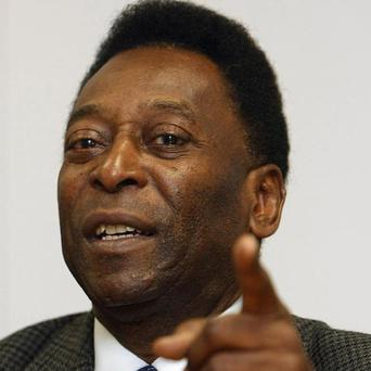 Brazilian soccer legend Pele was once the face of Viagra