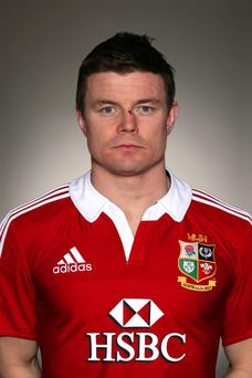 O'Driscoll has soldiered on and has chosen to go on his last big adventure to Australia