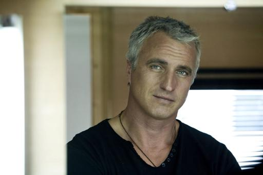 Former Newcastle player David Ginola