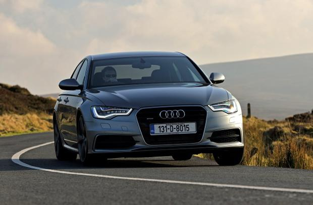 AUDI A Bi Turbo Can It Take The Crown As King Of The Super - Audi ireland