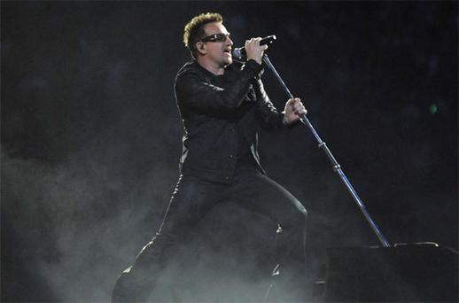 Social Protection Minister Joan Burton has put the spotlight on the decision of Bono and his U2 colleagues to move the group's publishing arm to the Netherlands – as part of an attack on the 'scandal' of tax avoidance
