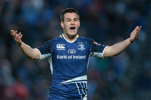 Jonny Sexton says there are no hard feelings over the IRFU decision not to offer him the same contract as his team-mates