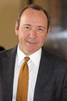 Kevin Spacey who has been chosen to give an annual keynote speech to TV executives - about how his latest hit show bypassed television channels.