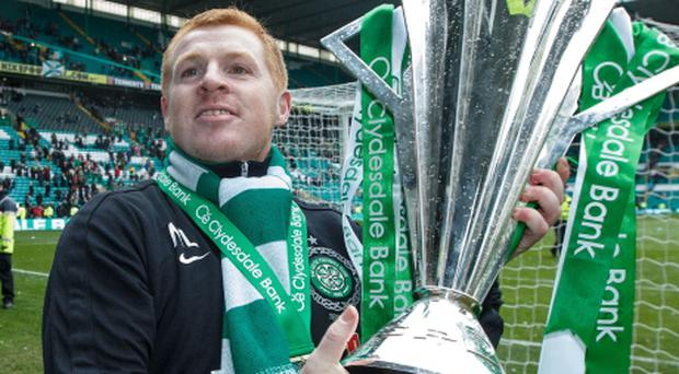 Celtic manager Neil Lennon. Picture: Kenny Ramsay/PA Wire