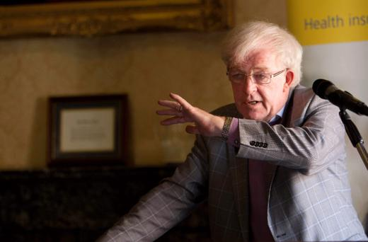 Economist Colm McCarthy recommended a serious quango chop as a first step in cutting down on Government over-spending