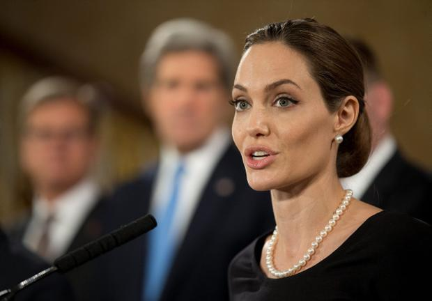 Angelina Jolie reveals in a New York Times op-ed piece published on May 14, 2013 that she underwent a preventative double mastectomy and reconstructive surgery that was completed on April 27, 2013.