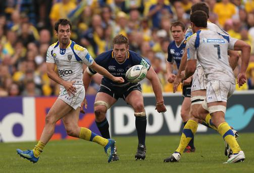 Clermont Auvergne broke Leinster hearts in the semi-final to make it to the Heineken Cup Final, where they will play Toulon on Saturday.
